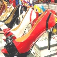 """Visite de """"Miss Coquine"""" (N°2): Chaussures vernies d'été!"""