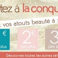 """Soldes Yves Rocher : des produits entre 1€ à 8€ """"pas plus"""""""